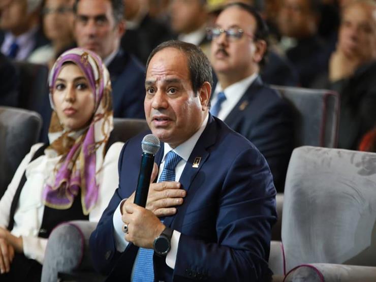 نشاط الرئيس السيسي في أسبوع..  المؤتمر الوطني الخامس للشباب ...مصراوى