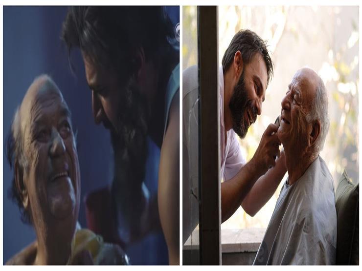 """صورة..""""رحيم"""" يواجه العديد من الانتقادات بعد سرقة مشهد من فيلم """"A Separation"""""""