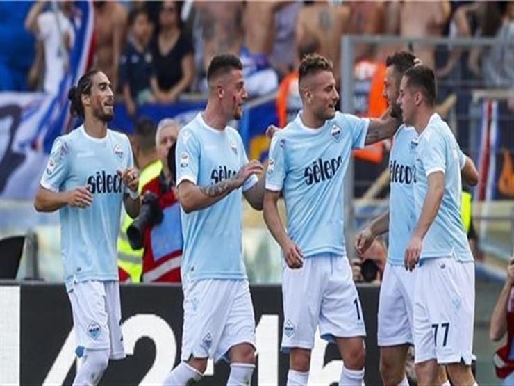 لاتسيو وإنتر يتصارعان على البطاقة الأخيرة لدوري الأبطال في الدوري الإيطالي