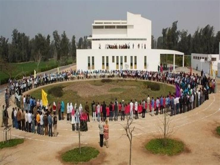 جامعة هليوبوليس: رئيس اتحاد الطلاب يحصل على المركز الثالث بمسابقة الطالب المثالي