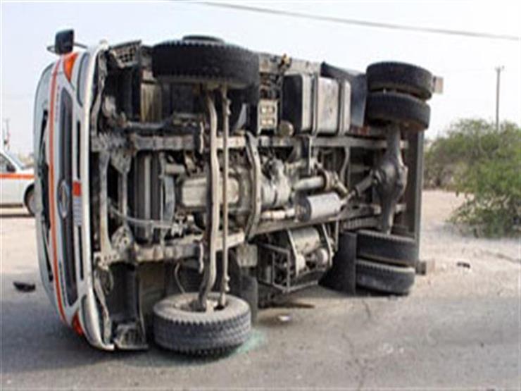 """بالأسماء.. مصرع وإصابة 11 شخصا في حادث على طريق """"بورسعيد – الإسماعيلية"""""""