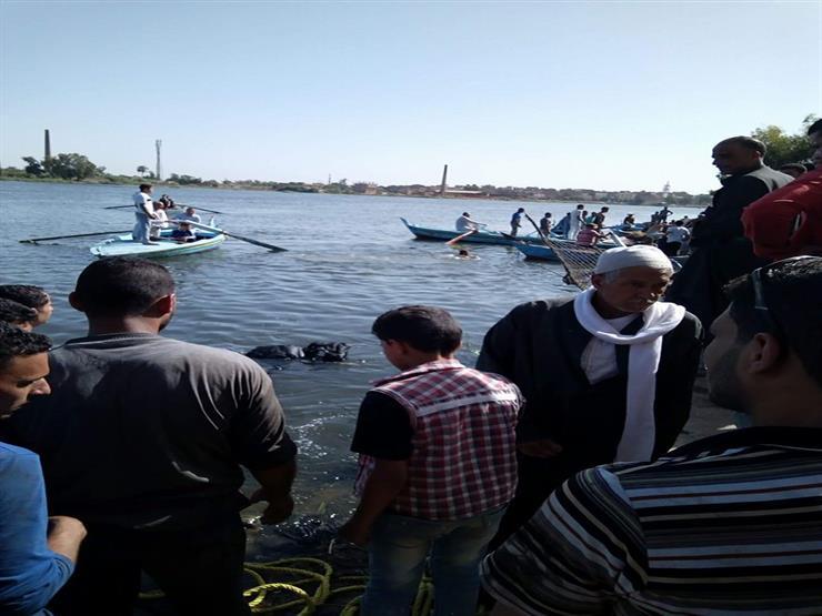 انتشال جثة شاب غرق في مياه النيل بقنا