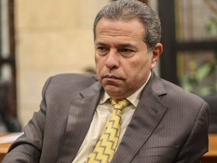 الإداري  تصدر حكمها في إلغاء قرار منع  عكاشة  من الظهور بال...مصراوى