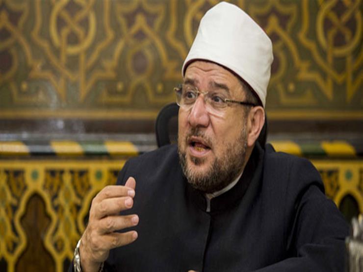 وزير الأوقاف: توفير نصف مليون متر سجاد لفرش المساجد العام المقبل