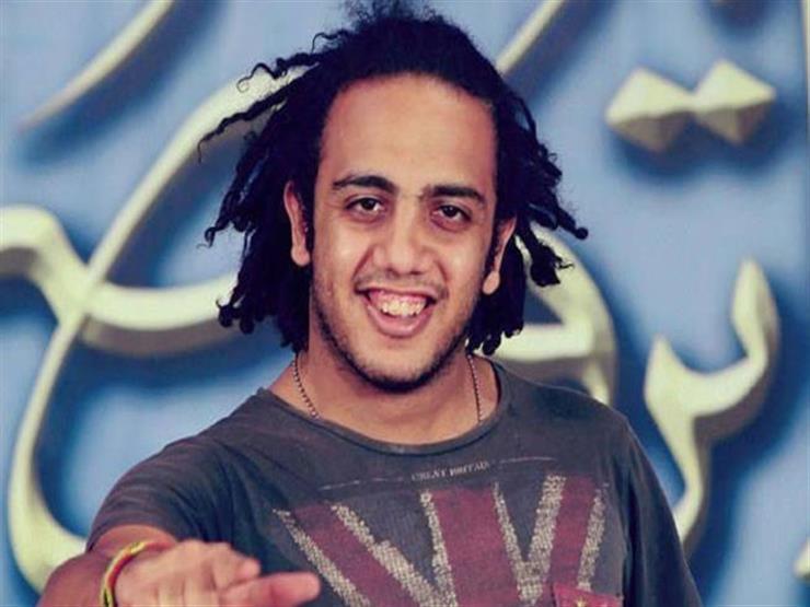 أوس أوس يهنئ محمد عادل إمام على فيلمه الجديد