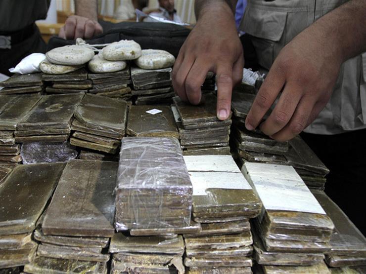 ضبط 20 تاجر مخدرات في حملة أمنية بالقليوبية   مصراوى