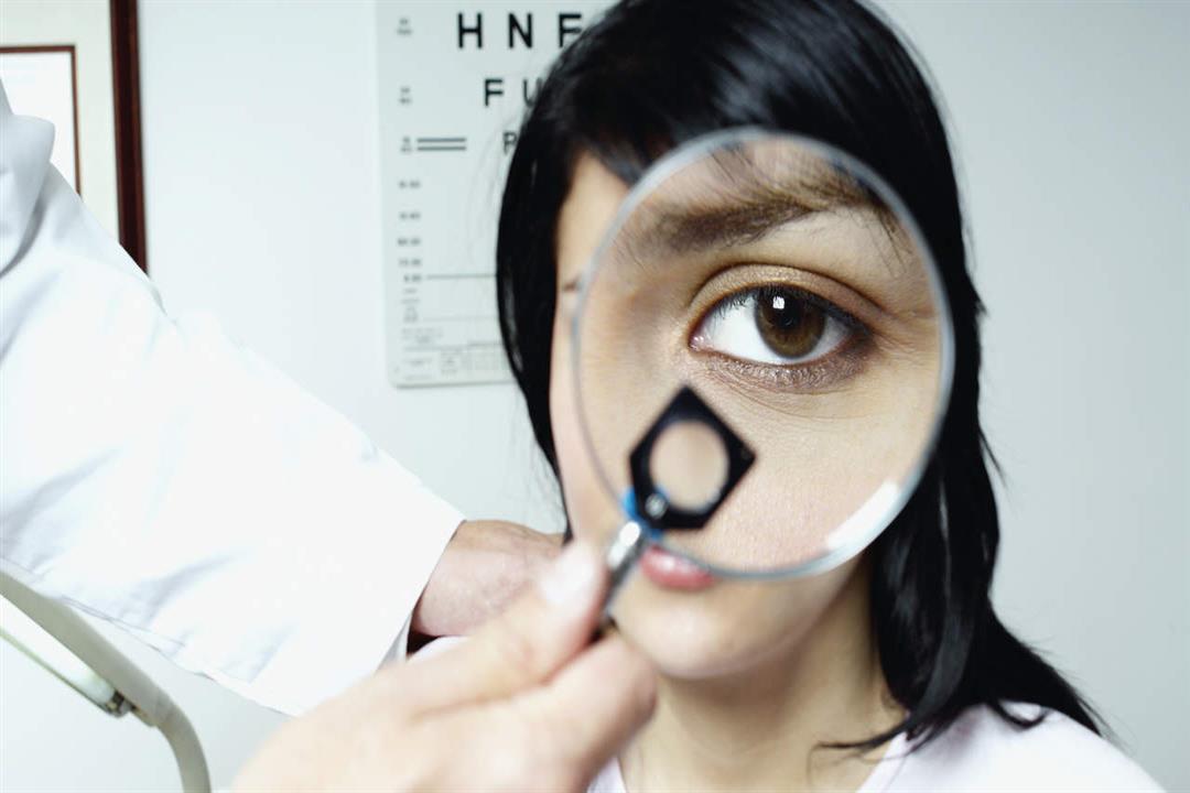 ما أسباب التفاوت بين حجم حدقتي العين؟