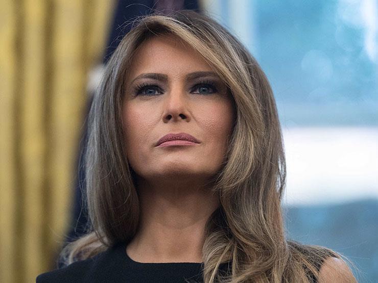 ميلانيا ترامب تحاول دحض شائعات اختفائها ...مصراوى