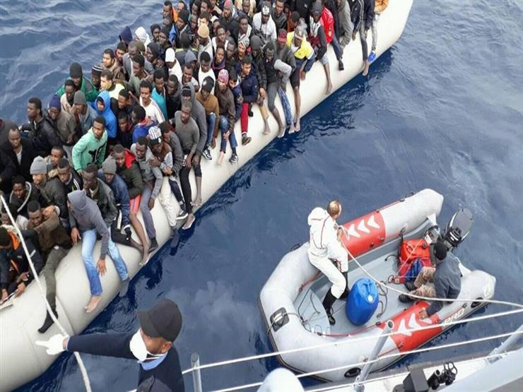 ليبيا: إنقاذ عشرات المهاجرين بينهم 29 مصريا قبالة مصراتة...مصراوى