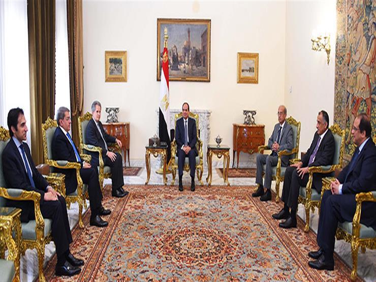 السيسي لوفد صندوق النقد الدولي: مصر تسير على الطريق الصحيح...مصراوى