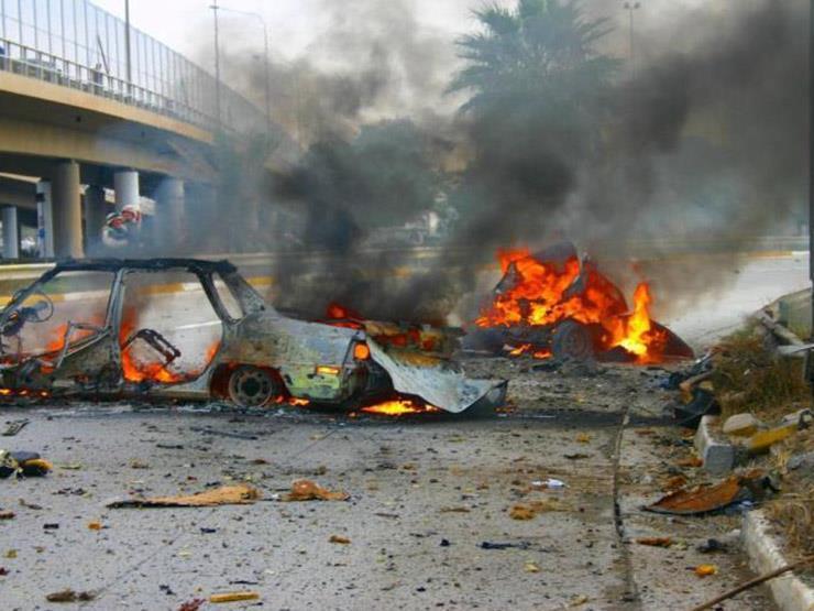 مقتل عسكريين اثنين جراء تفجير انتحاري شرق مدينة سرت الليبية...مصراوى