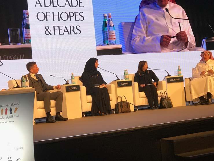 داليا خورشيد: المنطقة العربية تحتاج لإجراءات شجاعة في التوظيف والتعليم