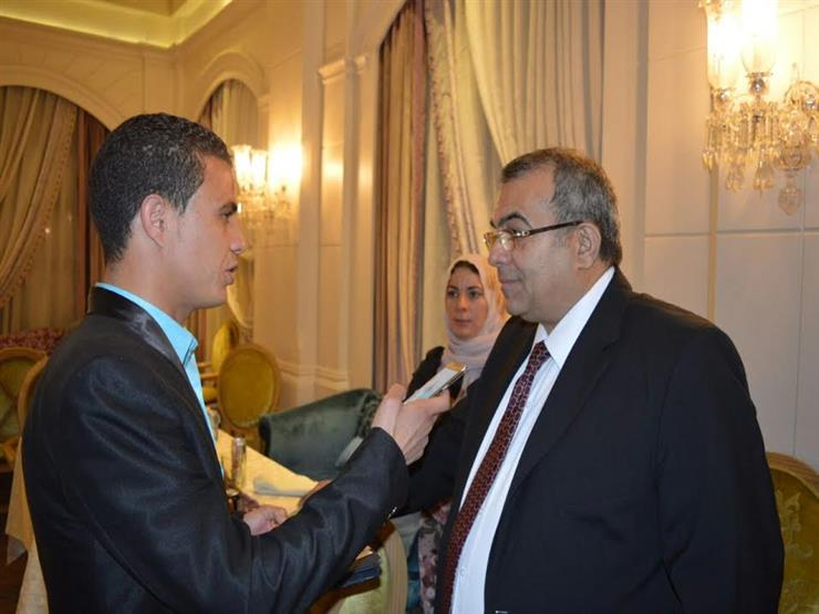 رئيس السياحة الدينية: أي منظومة ناجحة بمصر يشكك ضعاف النفوس ...مصراوى