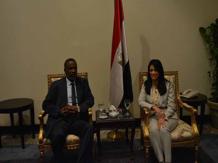 """""""المشاط"""" تبحث إمكانية تنمية السياحة النيلية بين مصر والسودان"""