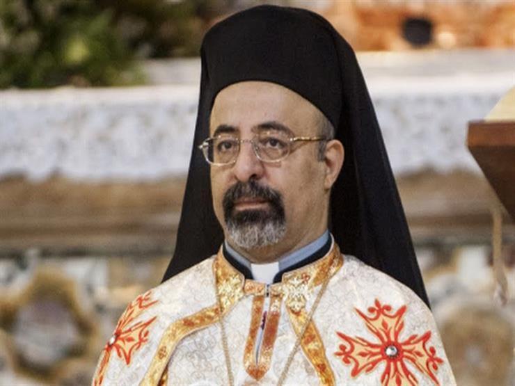 بطريرك الكاثوليك يلتقى ممثل هيئة DKA النمساوية بالشرق الأوسط...مصراوى