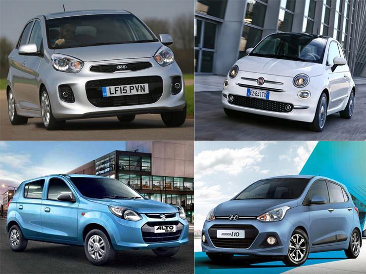تعرف على أسعار  السيارات الصغيرة  الأكثر مبيعًا في 2018...مصراوى