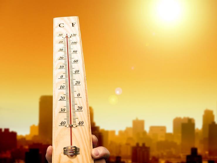 الأرصاد : انخفاض تدريجي في درجات الحرارة والقاهرة 37...مصراوى