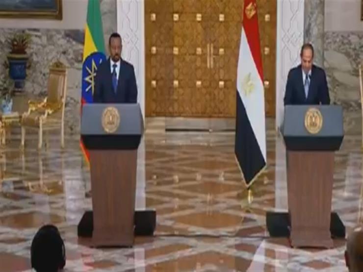 """السيسي يعزي إثيوبيا في وفاة رئيسها الأسبق """"جيورجيوس"""""""