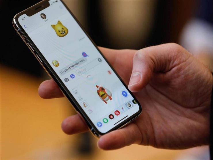 أبل  تضيف ميزات جديدة في هاتفها القادم  آيفون X بلس ...مصراوى
