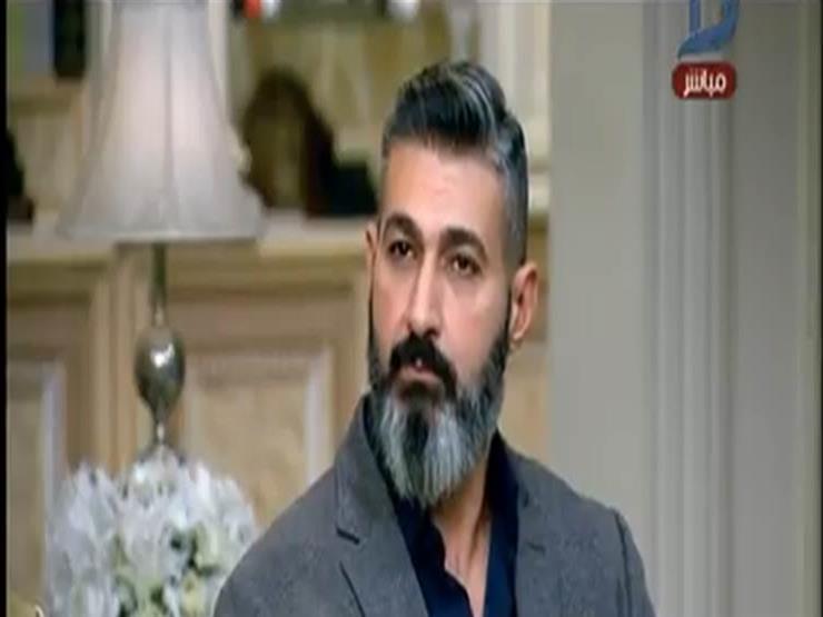"""ياسر جلال يرد على منتقدي مشهد قفزه إلى البلكونة في """"رحيم"""""""