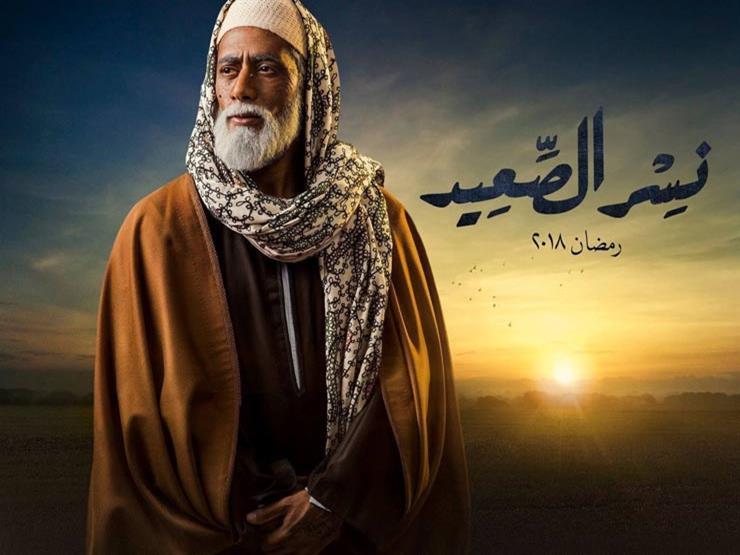 """محمد رمضان يحتفل بانتهاء آخر مشهد من """"نسر الصعيد"""""""