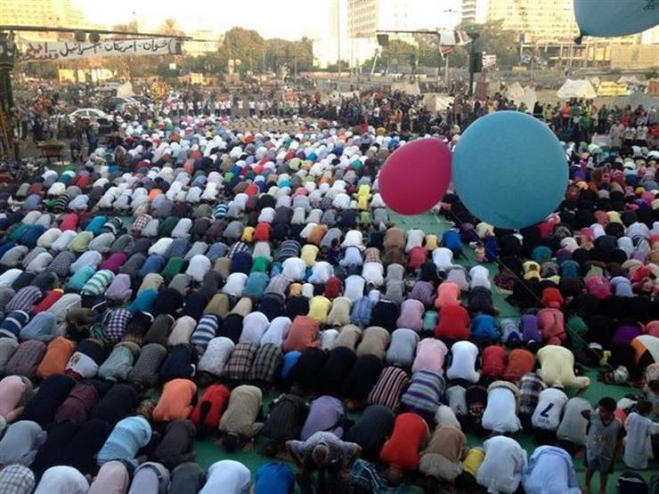 معهد الفلك يعلن موعد صلاة عيد الفطر في القاهرة والمحافظات...مصراوى
