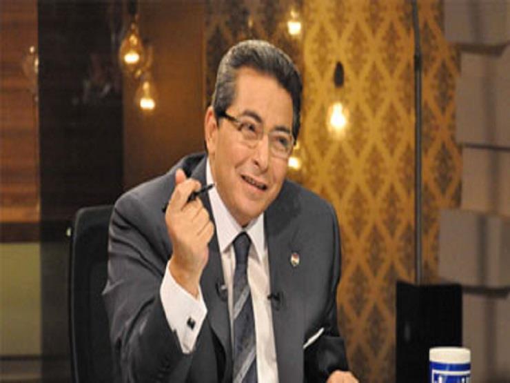 """محمود سعد يستأنف برنامجه """"باب الخلق"""" على النهار"""