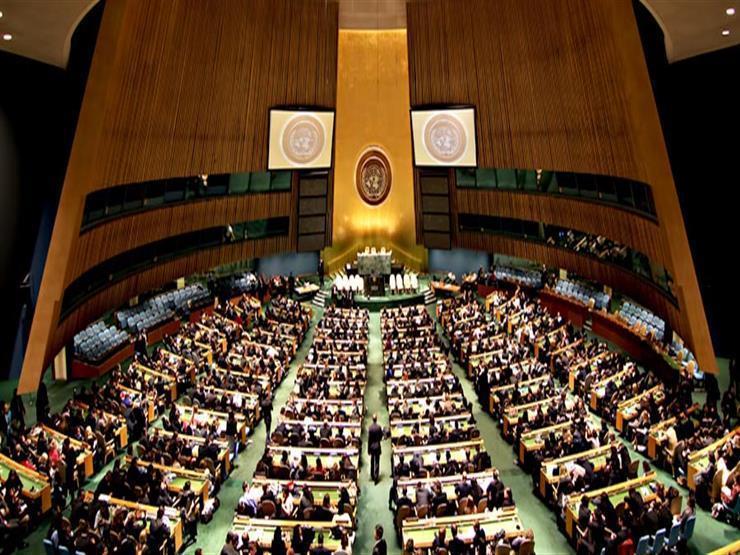 الأمم المتحدة تدعو إلى مباحثات دولية بشأن وضع دستور جديد في ...مصراوى
