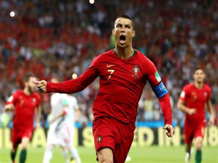 رونالدو مستاء من عدم اختياره كأفضل لاعب في نهائي أمم أوروبا