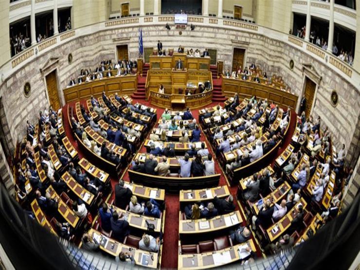 البرلمان اليوناني يبحث غدًا إجراء تصويت لسحب الثقة من الحكومة