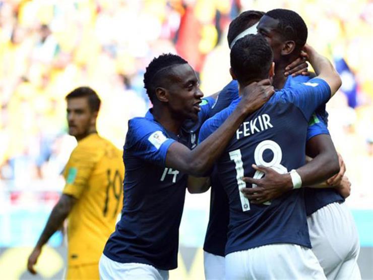 التكنولوجيا تقود المنتخب الفرنسي لفوز صعب على أستراليا بكأس ...مصراوى