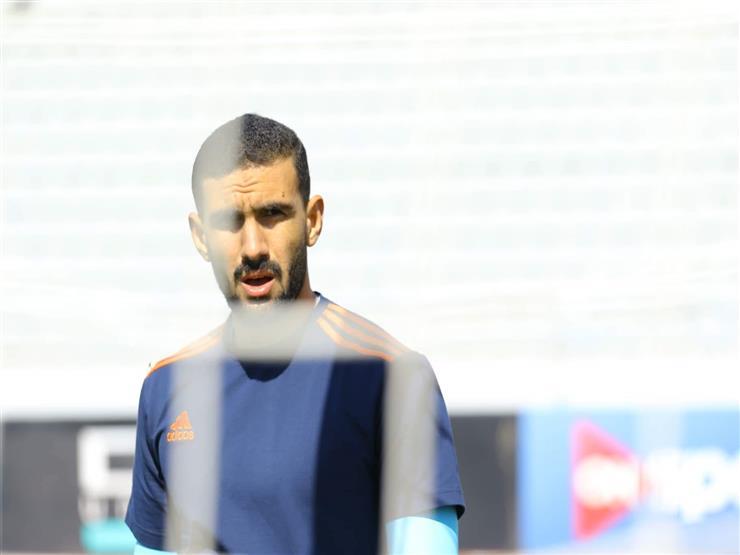 عواد يوضح سبب غيابه عن مران الإسماعيلي