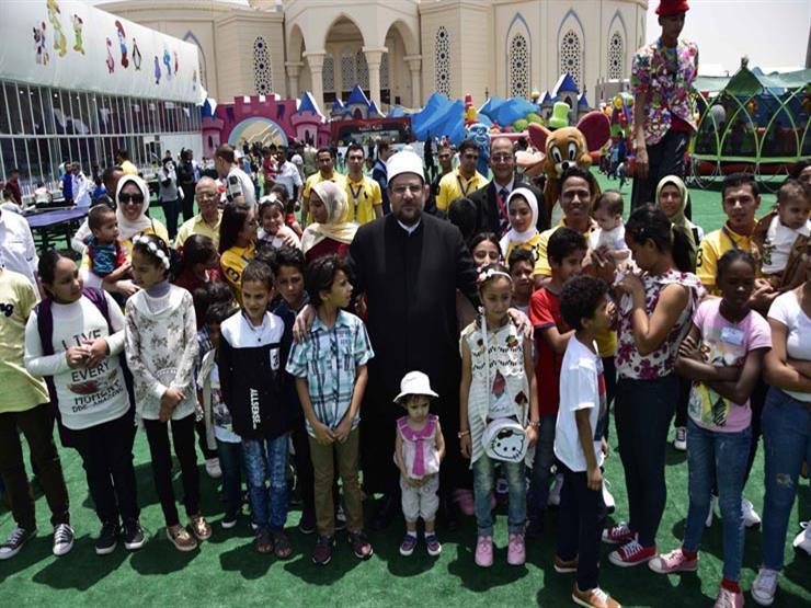 لليوم الثالث.. القوات المسلحة تنظم احتفالية لتكريم أسر الشهداء