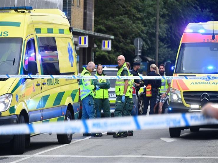الشرطة السويدية تحقق بشأن تفجير دمر مستودعا للشرطة