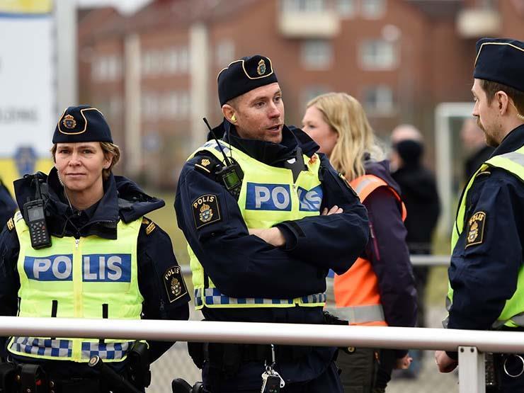 الشرطة السويدية تعتقل 4 أشخاص بعد انفجار جوتنبرج