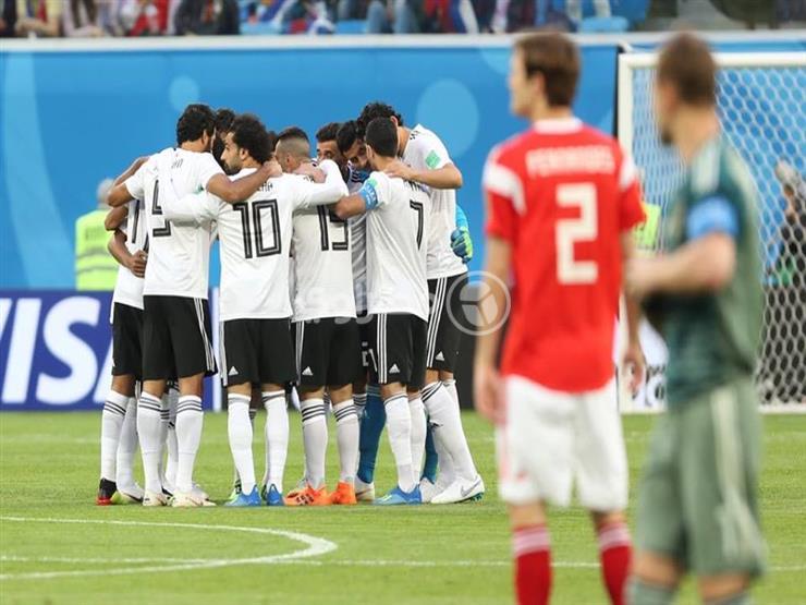 مباشر.. روسيا 1-0 مصر.. هدف بالنيران الصديقة...مصراوى