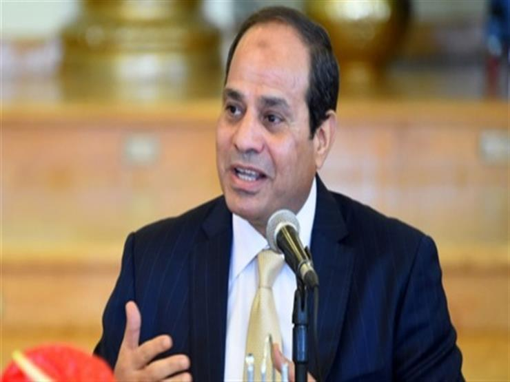 السيسي: أنا رئيس لكل المصريين من اتفق أو اختلف معي