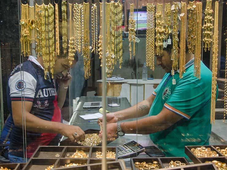 أسعار الذهب في مصر تتراجع جنيهين خلال تعاملات السبت