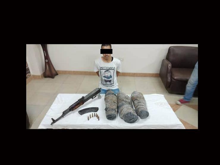 هارب من حبل الإعدام.. حبس  الزومبي  أخطر تاجر مخدرات في بلبي...مصراوى