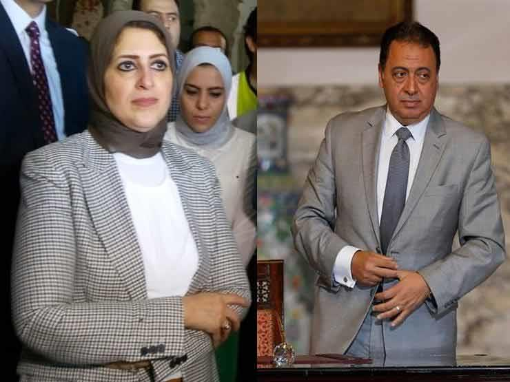 في 6 أيام.. كيف ثارت وزيرة الصحة على قرارات  عماد الدين ؟...مصراوى