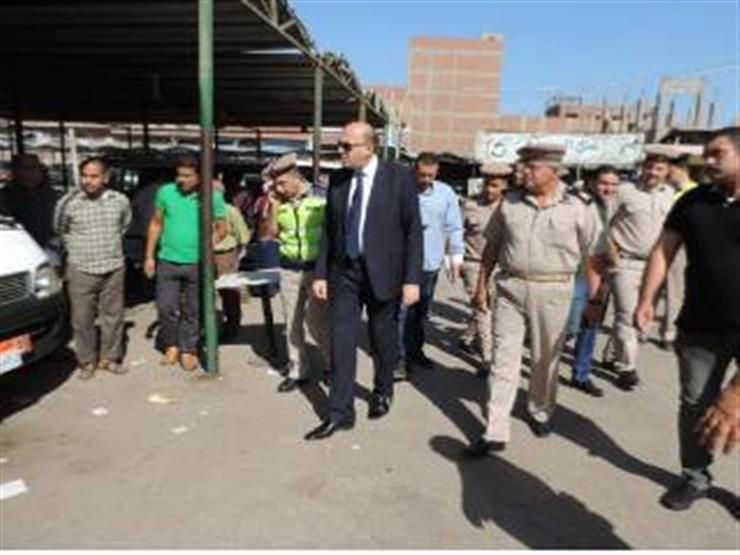 بالصور.. جولات تفقدية للقيادات الأمنية على مواقف السيارات في 13 محافظة