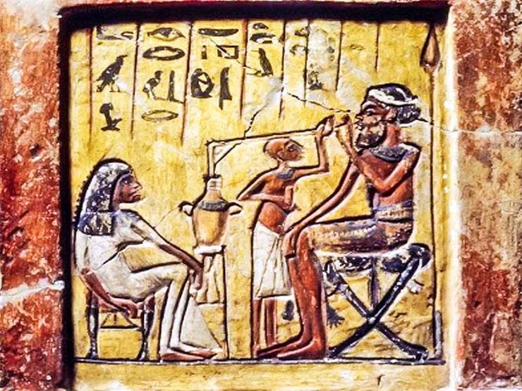 """""""البيرة المشروب الرسمي لبناة الأهرامات"""".. ما لا تعرفه عن القدماء المصريين"""