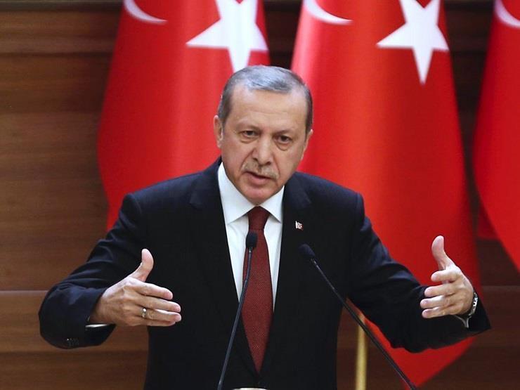 أردوغان: استقرار سوريا مرتبط بقوة تركيا...مصراوى