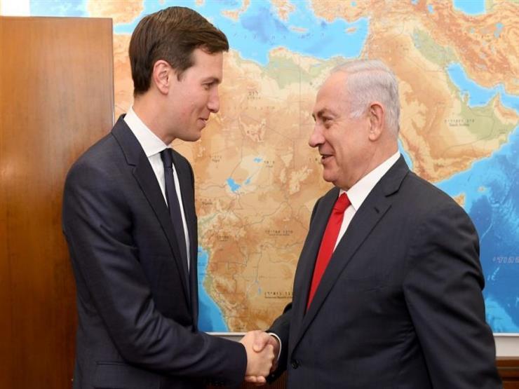 نتنياهو يبحث مع كوشنر وجرينبلات الأوضاع في غزة...مصراوى