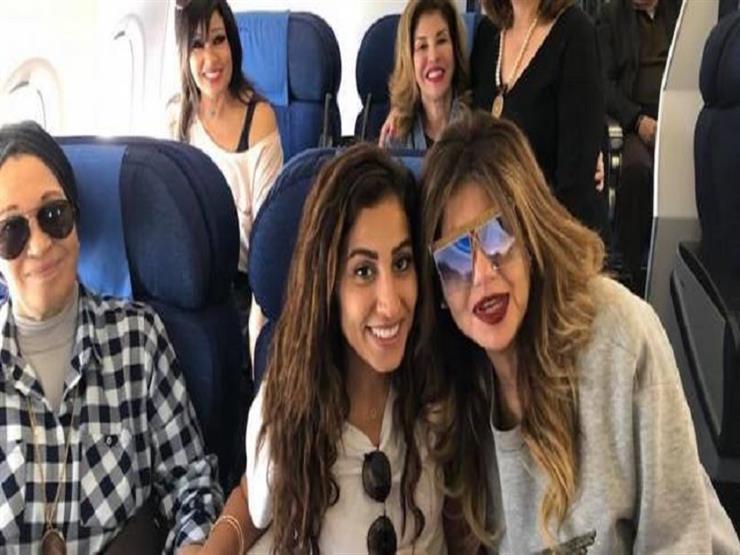 بوسي شلبي:  وفد الفنانين مكنش يعرف المنتخب مقيم في فندق اية ...مصراوى