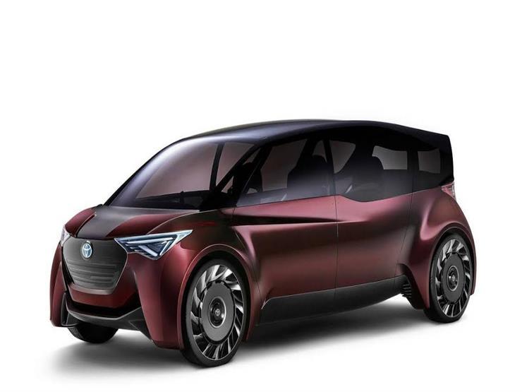 تويوتا تخترع  دواسات  تشحن السيارات الكهربائية...مصراوى