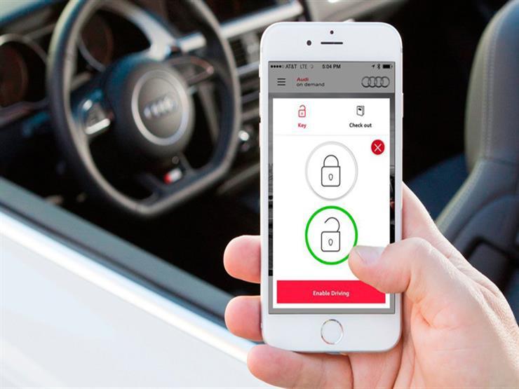 """""""آبل"""" تتفق مع شركات سيارات على كيفية استخدام الهواتف كمفاتيح تشغيل"""