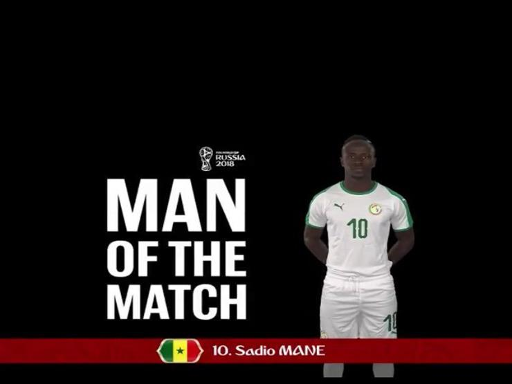 زميل صلاح في ليفربول يحصد جائزة رجل مباراة السنغال واليابان