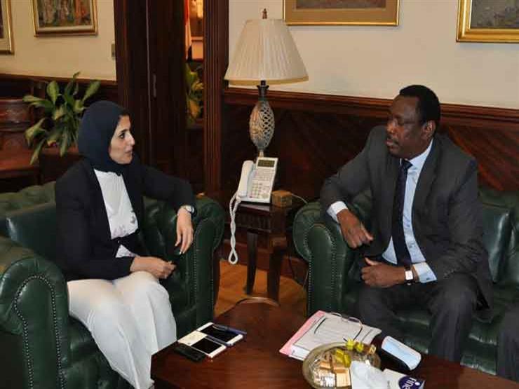 وزيرة الصحة لنظيرها السوداني:  مكتبي مفتوح لأي حالة إنسانية ...مصراوى