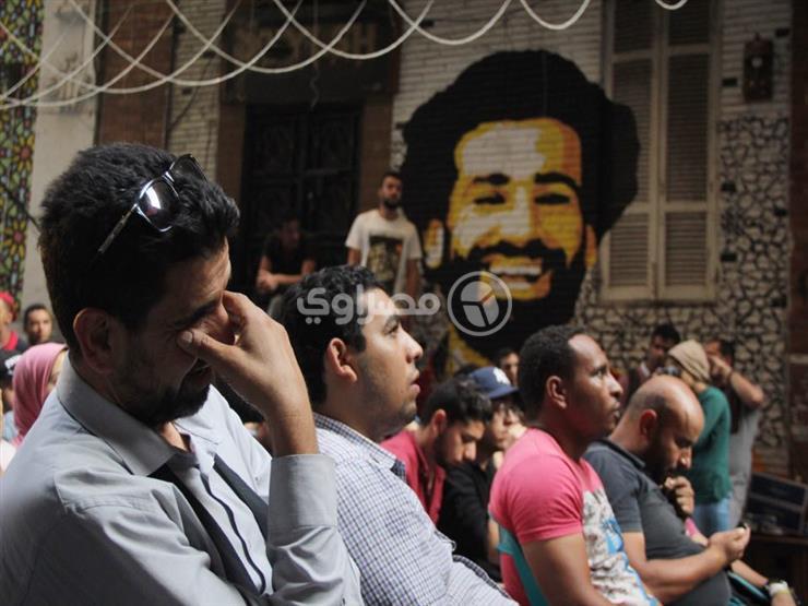 مصر تبكي (صور)